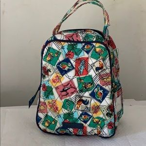Vera Bradley Lunch Bunch • Cuban Postage Stamps